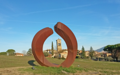 MAY IS THE RIGHT MONTH TO ENJOY SCULPURAL ART OUTDOORS
